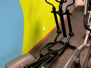 Life Fitness 9500Hr Crosstrainer