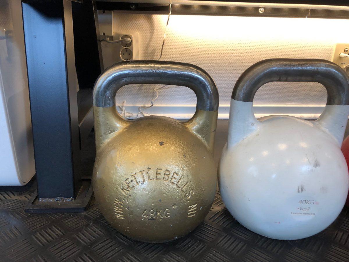 GymPartner Competition Kettlebells 48kg