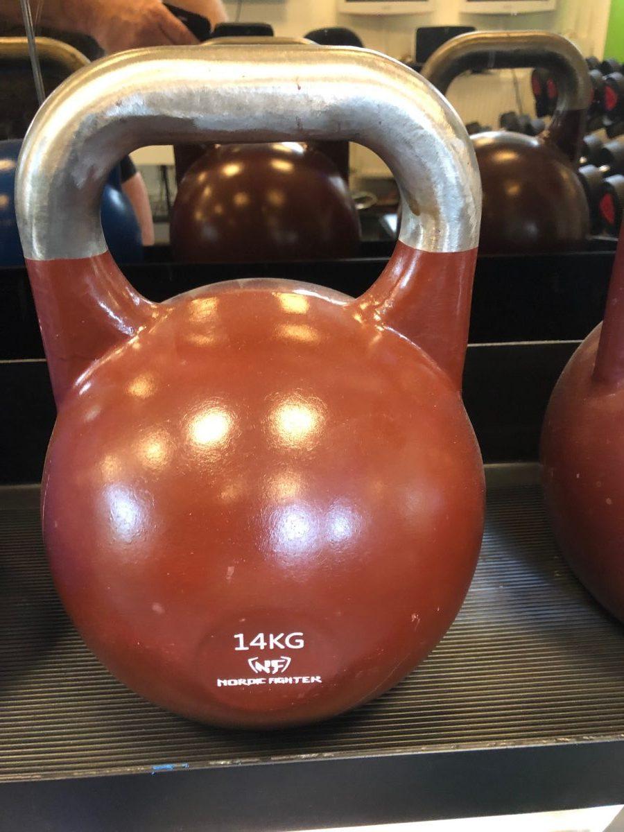 Competition Kettlebells 14kg GymPartner NF