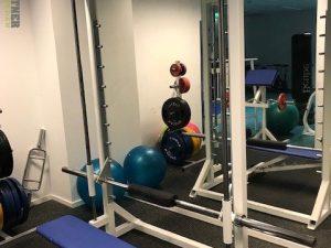 CL Fitness Smithmaskin