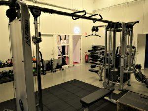 Life Fitness Femstationers Multigym