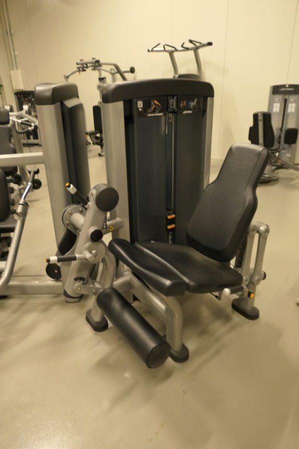 Life Fitness Leg extension Insignia