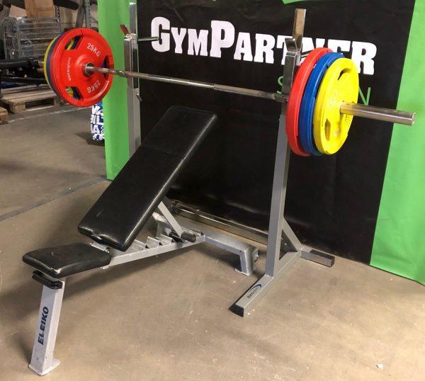 Hemmagym by GymPartner Eleiko