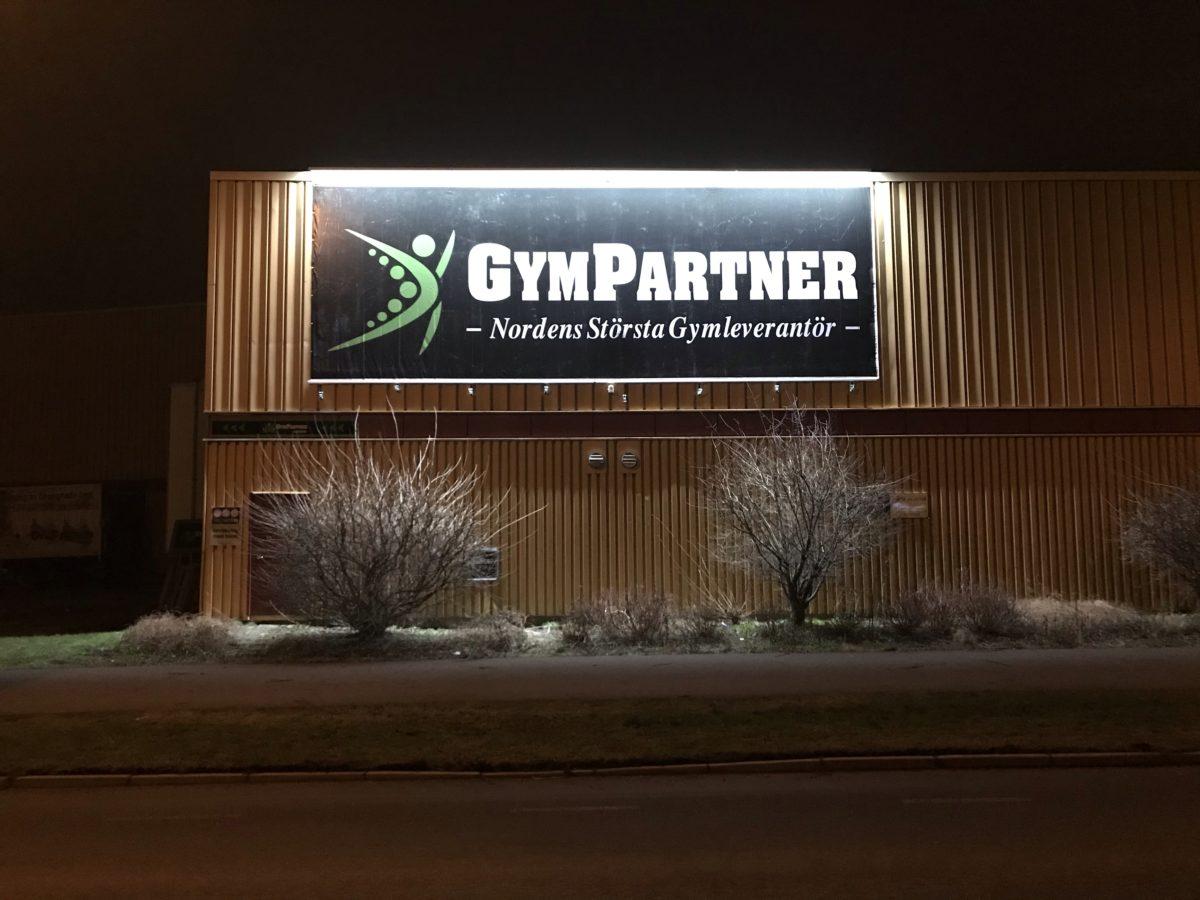 GymPartner Skänker Bort Hemma-Gymprodukter