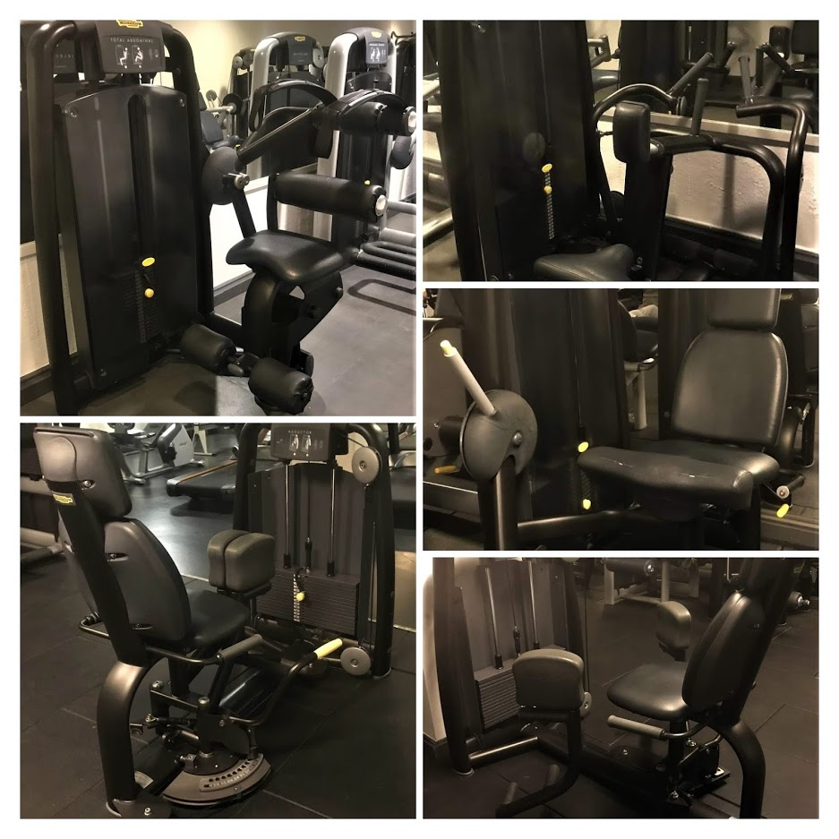 Komplett Technogym Selectionline Black