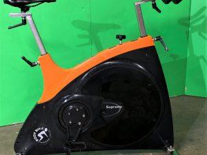 Supreme BodyBike OrangeBlack Spinningcykel