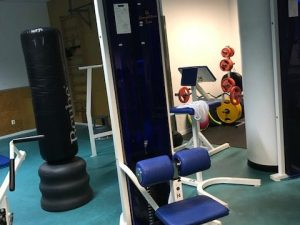 Lat pulley CL Fitness