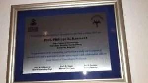Prof Philippe R. KONINCKX
