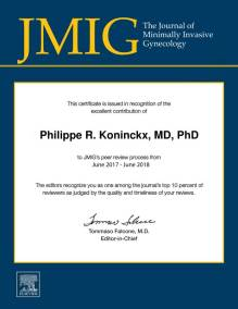 Philippe_R_Koninckx_top reviewer JMIG
