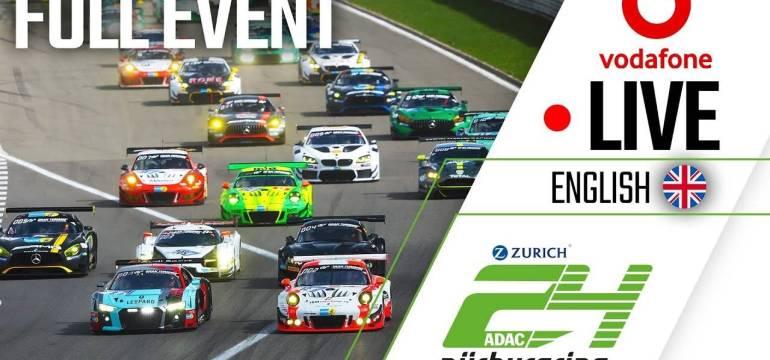 ADAC Zurich 24h-Race 2018 | International Livestream 🔴 4 Óra még mindig van belőle jó szórakozást
