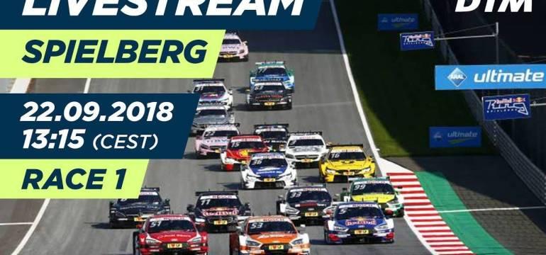 Race 1 (Multicam) – LIVE (English) – DTM Spielberg 2018