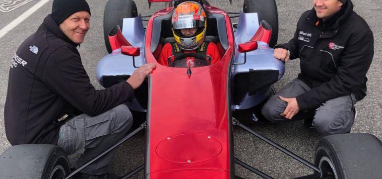 Gender Racing : Slovakiaring teszt (főpróba a bemutató előtt)