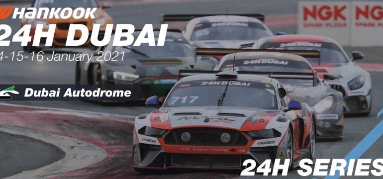 Hankook 24H DUBAI 2021 – Race