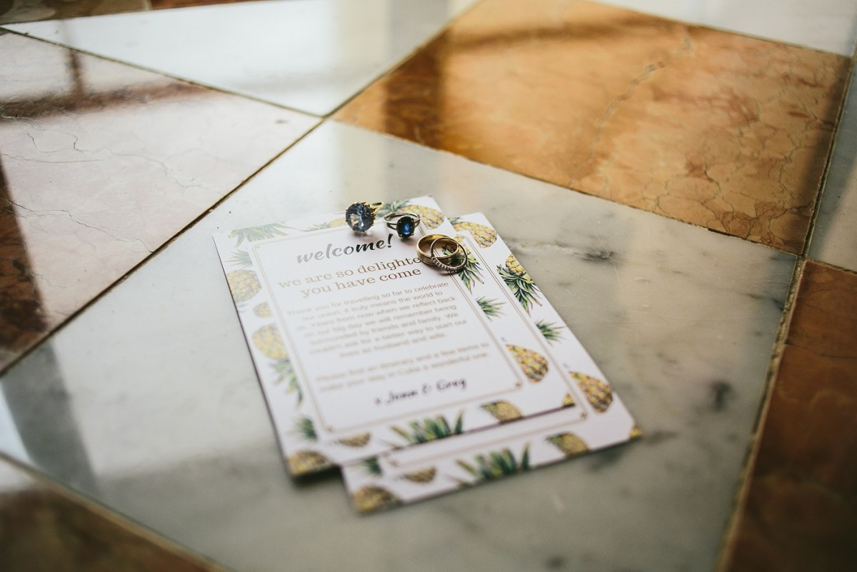 DIY: Easy and Free Wedding Invitations, Destination Welcome Letters + Thank You Cards
