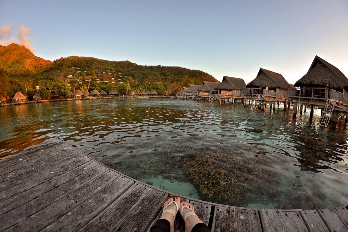 Tahiti: Is paradise all it's cracked up to be?