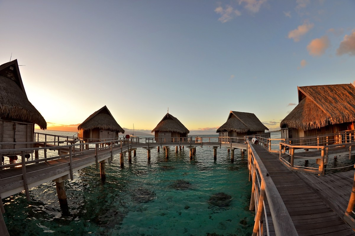 I Spent One Night in an Overwater Bungalow That Cost More Than My Mortgage (PHOTOS)