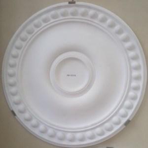 Gypsum Ceiling Medallion Polyurethane (PU) 0039