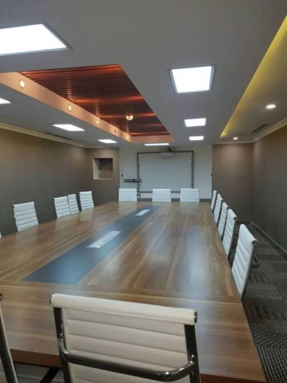 Gypsum Ceiling - Boardrooms 0251