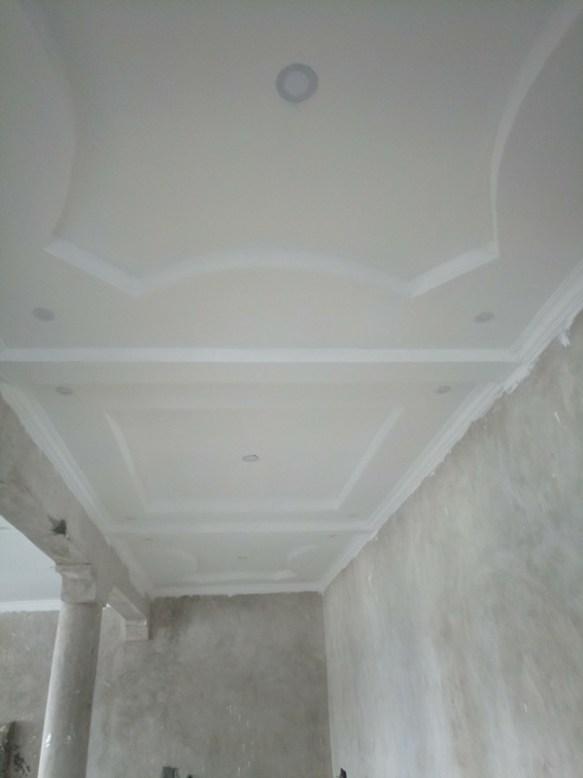 gypsum ceiling dining 2