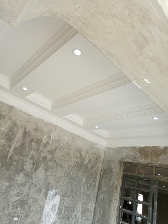 gypsum ceiling new house