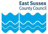 East Sussex County Council blue logo