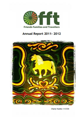 thumbnail of cover for 'Annual Report 2011-2012' FFT