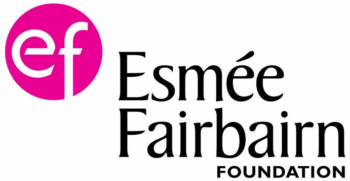 Esmee Fairbairn Foundation EF logo