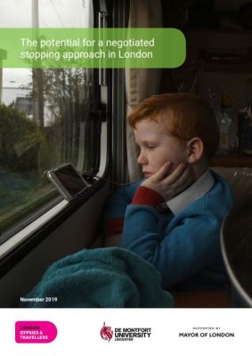 Thumbnail of report for 'The potential for negotiated stopping approach in London'