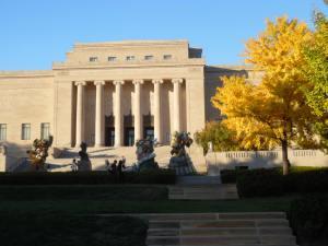 Nelson Atkins Museum in Kansas City