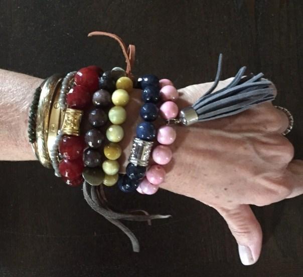 Lisa Swab's jewelry