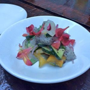 Heartwood Tulum Food