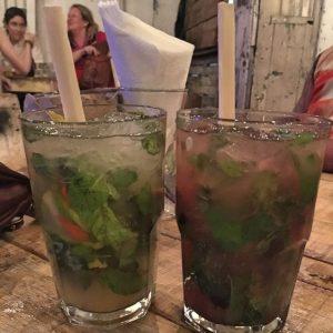 A Mojito at Batey Mojito Bar