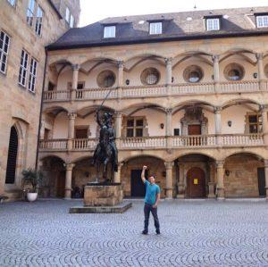 Grant in Stuttgart