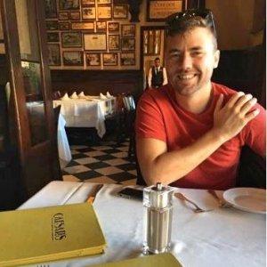 Grant at Restaurante Caesar's