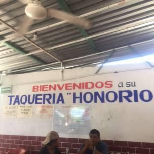 Taqueria Honorio