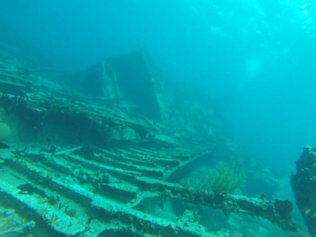 Scuba Wreck of the RMS Rhone