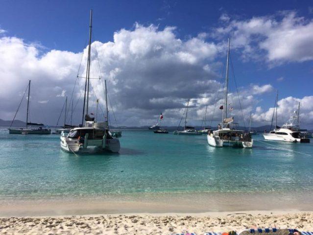 Sailing Virgin Islands