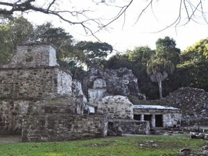 Muyil Mayan Ruins