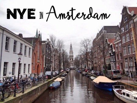 New Year's Eve in Amsterdam cover photo