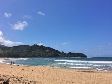 Hanalei Beach Kauai