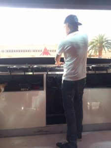 Avicci at Encore Beach Club