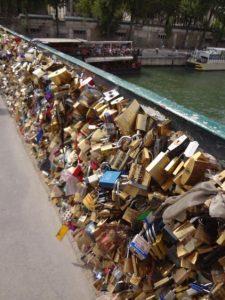 Lock Bridge Paris