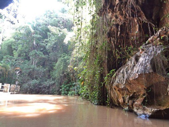 cave in cuba