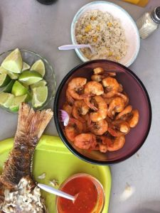 lunch at Poptla