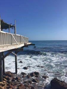 ocean restaurant at Poptla