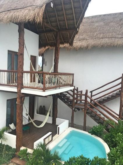 Tribu Hostel isla Holbox