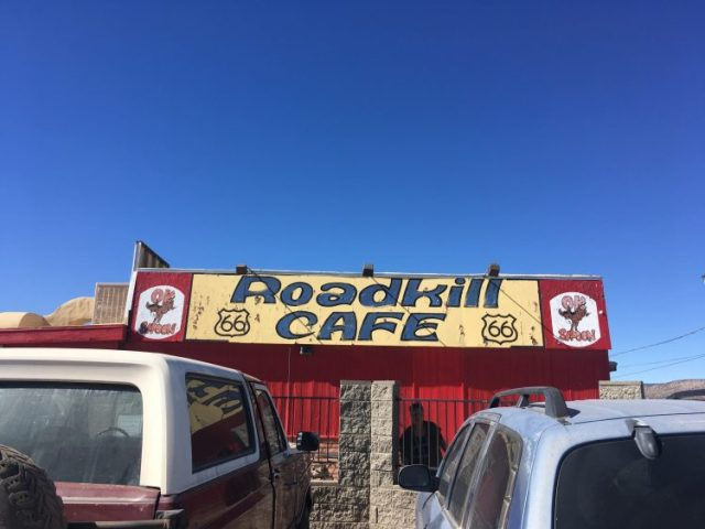 roadkill cafe a classic cross country road trip stop