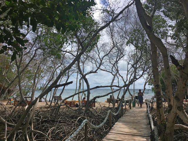 dock at paraiso secreto