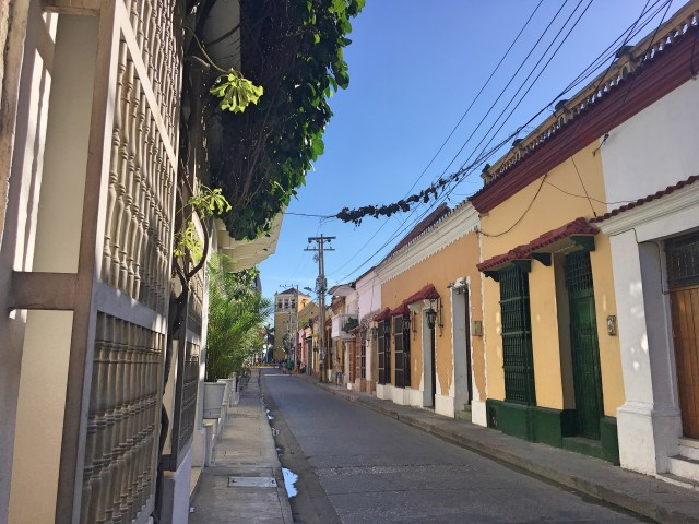 getsemani neigborhood