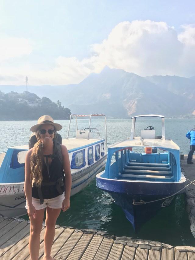 boats in guatemala